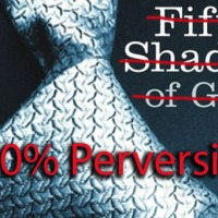 Let's Call 'Fifty Shades of Grey' What It Is: Perverted